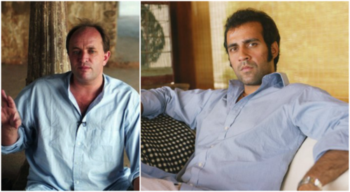 Jaipur Lit Fest: Did Aatish Taseer and William Dalrymple just have a big tiff?