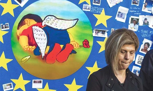 Drowned Aylan's aunt urges EU to 'open heart'