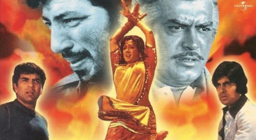 Cult classic Sholay to be released in Pakistani cinemas