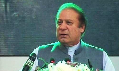PM unveils Rs341bn package for farmers