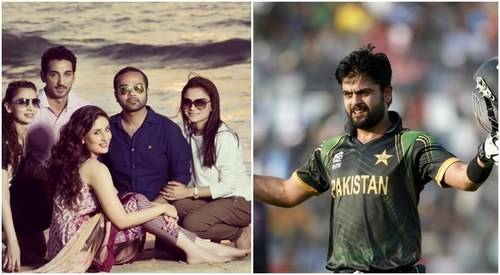 Who'll dress cricketer Ahmed Shahzad on his wedding day? Faraz Manan!
