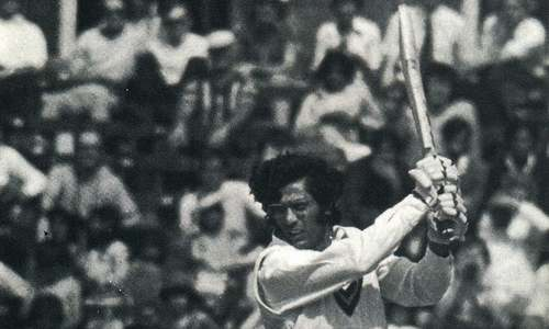 Zaheer Abbas: Man with the immortal cover drive