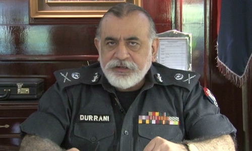 KP implemented anti-terror plan in letter and spirit: Durrani