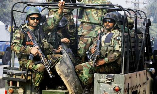 Army captain among 29 killed in TTP-claimed attack on PAF camp in Peshawar