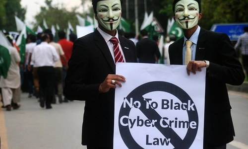 Draft cybercrime bill bulldozed through NA body