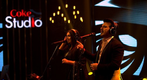 Coke Studio Episode 6: Will this be a comeback for Ali Haider and Shazia Manzoor?
