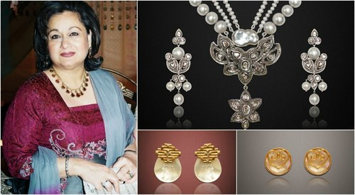 Real jewels give you the confidence artificial gems can't: designer Shafaq Habib