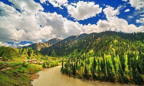 Pakistan's blue gem: Neelum Valley
