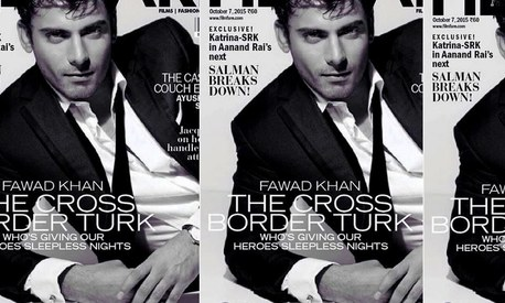 Has Fawad Khan ever looked sexier? He sizzles on this Filmfare cover!