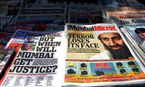 Bin Laden had prior knowledge of 2008 Mumbai attacks, reveals new book