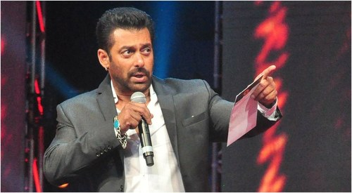 Uh oh! Did Salman Khan mistake Twitter for his diary again?