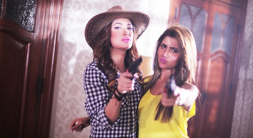 Not just a guy flick: In JPNA, women rule the roost with a will of their own