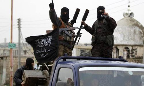 US-trained Syrian rebels gave weapons, equipment to Al-Nusra: official