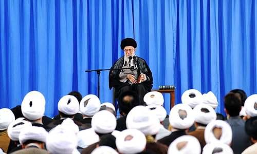 Iran's Khamenei demands Saudi apology for Haj deaths