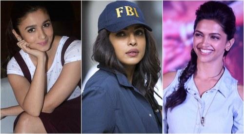 Girl power: The women of Bollywood wish Priyanka Chopra luck for 'Quantico'