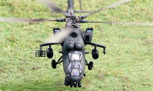 Pakistan's tool of war: Why the Mi-35 Hind-E is an excellent choice