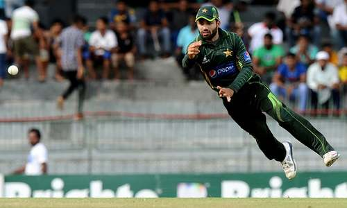 Mohammad Rizwan: 'I'm not the Pakistani Jonty Rhodes'
