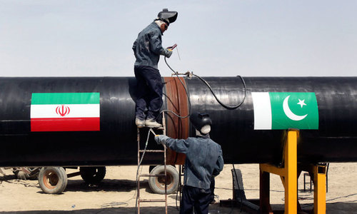 Chinese company to build LNG, gas pipeline projects in Pakistan
