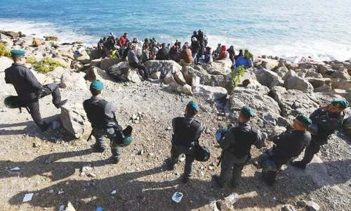 Europe's migrant crisis in spotlight at UN