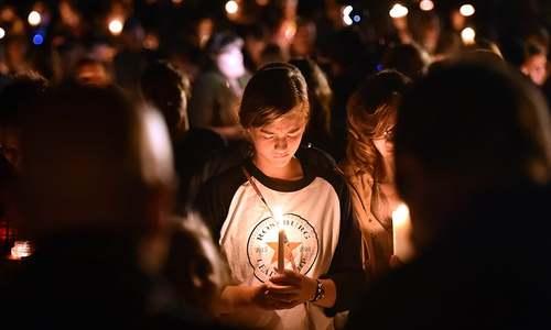 10 killed in US school shooting