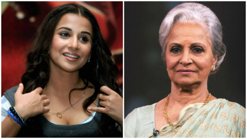 Vidya Balan can be the next me: Waheeda Rehman