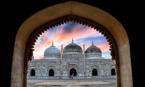 Wiki Loves Monuments 2015: Top 10 pictures from Pakistan