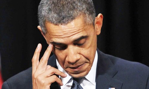 Obama accuses Americans of having become numb to mass killings