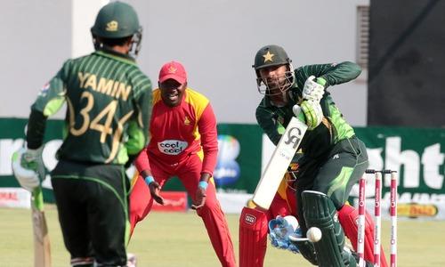 دوسرے ون ڈے میں پاکستان کو شکست
