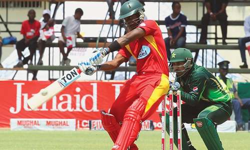 Zimbabwe level ODI series in farcical finish