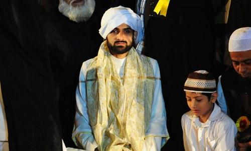'مستقبل کےشاہی امام ہندولڑکی سےشادی نہیں کر رہے'
