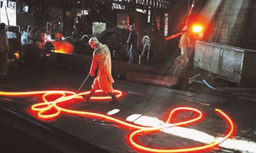 Pakistan Steel for sale again