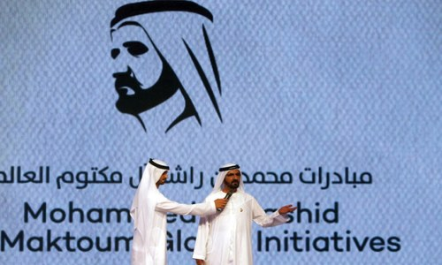 Dubai ruler launches aid and development foundation