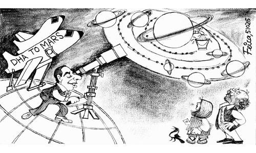 Cartoon: 5 October, 2015