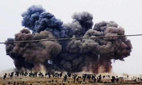 The 'moderates' have disappeared — there are no good guys and bad guys in the Syrian war