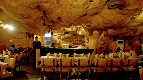 The Cave: A subterranean sanctum for foodies