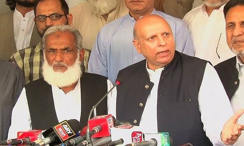JI to support PTI in NA-122, PP-147 by-polls