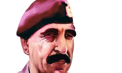 Gen (r) Zaheerul Islam: The shadow warrior