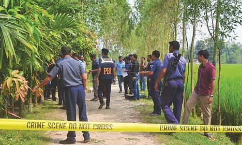 Murders underline rise of Bangladesh Islamist militants
