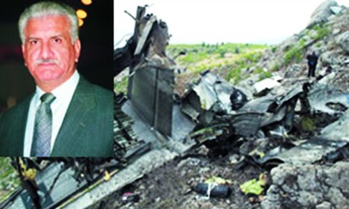 Ex-PAF chief Mushaf's death: plane was past  life span