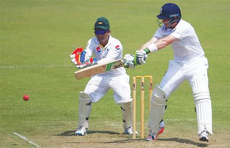 England batsmen gain useful practice in tour opener