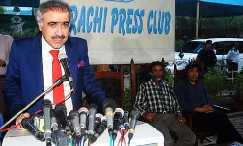 'Sindh not considering stopping Karachi operation'