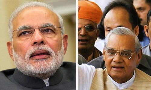 Vajpayee, Modi and a shared DNA