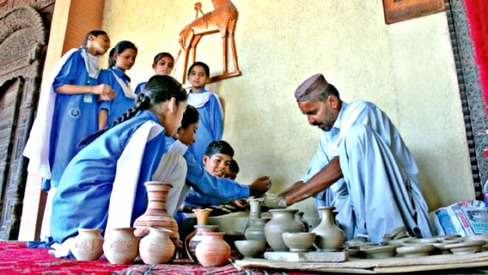 A day with clay: Pottery workshop aims to instill cultural pride in children