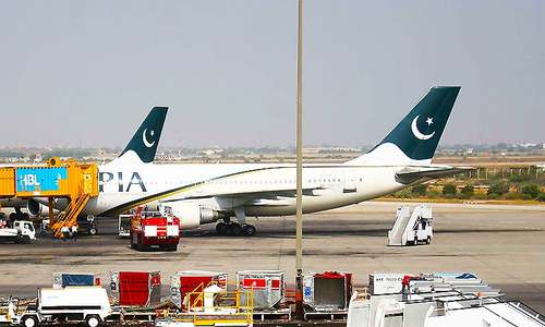Pilot strike: Liver transplant hopeful stranded at Karachi airport
