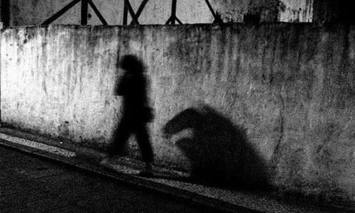 Why do women walk so briskly in public?