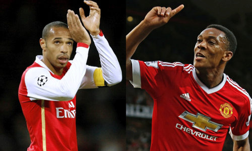 Martial plays down comparisons with Henry
