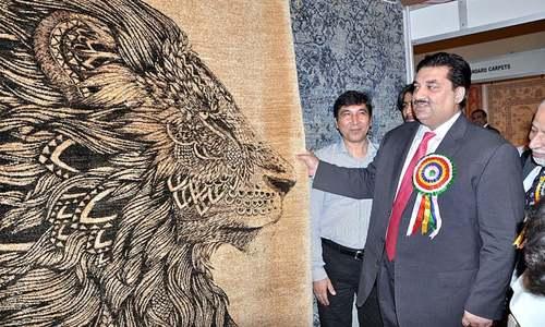 Carpet industry needs value addition, says Dastagir