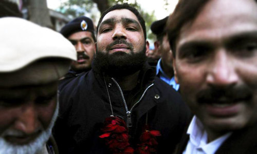 SC maintains Mumtaz Qadri's death penalty, says he is a terrorist