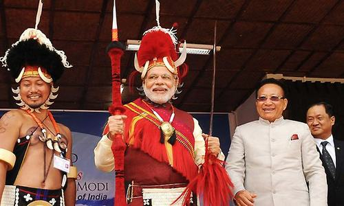 Whatever created the impression that Narendra Modi was a moderate?
