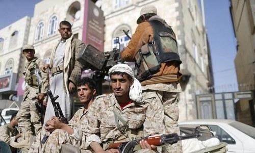 Yemen's Houthis, Saleh's party accept UN peace terms, eye talks